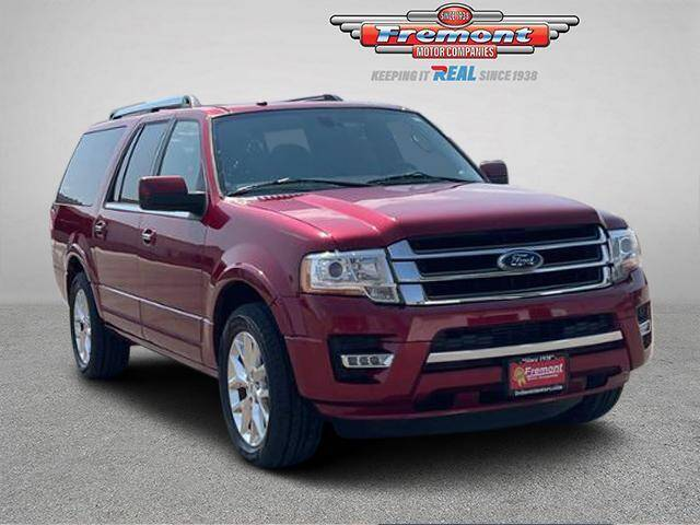 2017 Ford Expedition EL for sale at Rocky Mountain Commercial Trucks in Casper WY