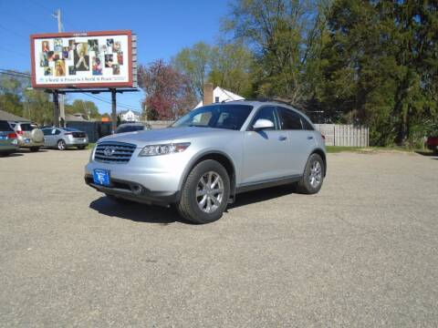 2008 Infiniti FX35 for sale at Michigan Auto Sales in Kalamazoo MI