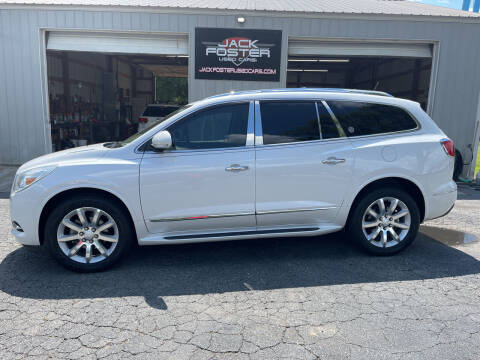 2016 Buick Enclave for sale at Jack Foster Used Cars LLC in Honea Path SC