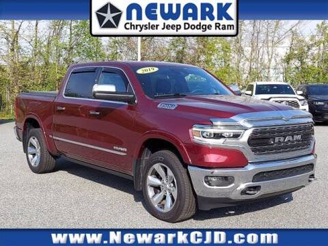 2019 RAM Ram Pickup 1500 for sale at NEWARK CHRYSLER JEEP DODGE in Newark DE
