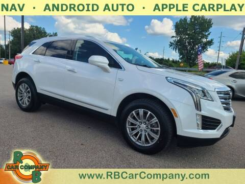 2017 Cadillac XT5 for sale at R & B Car Co in Warsaw IN