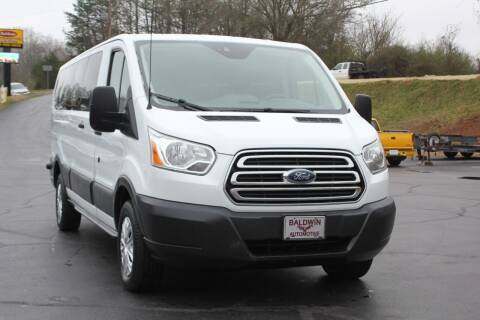 2015 Ford Transit Passenger for sale at Baldwin Automotive LLC in Greenville SC