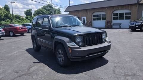 2010 Jeep Liberty for sale at Worley Motors in Enola PA