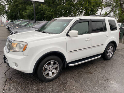 2009 Honda Pilot for sale at Real Deal Auto Sales in Manchester NH