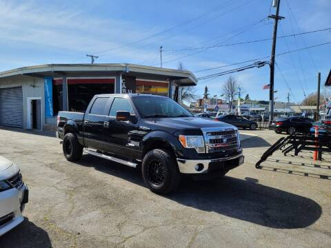 2013 Ford F-150 for sale at Imports Auto Sales & Service in San Leandro CA