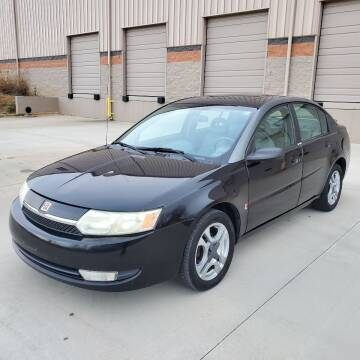 2003 Saturn Ion for sale at 601 Auto Sales in Mocksville NC