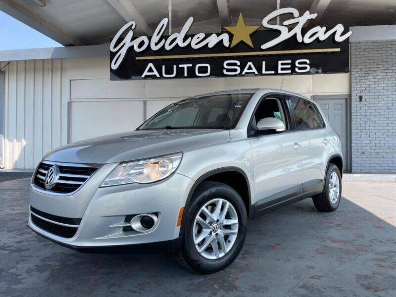 2011 Volkswagen Tiguan for sale at Golden Star Auto Sales in Sacramento CA