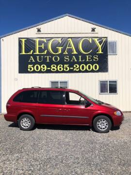 2003 Dodge Grand Caravan for sale at Legacy Auto Sales in Toppenish WA