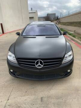 2007 Mercedes-Benz CL-Class for sale at Iconic Motors of Oklahoma City, LLC in Oklahoma City OK