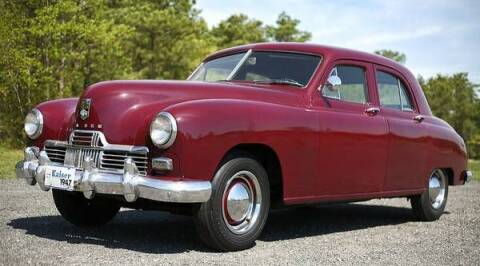 1947 Kaiser Frasier for sale at Classic Car Deals in Cadillac MI