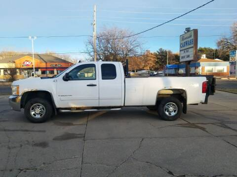 2008 Chevrolet Silverado 2500HD for sale at RIVERSIDE AUTO SALES in Sioux City IA