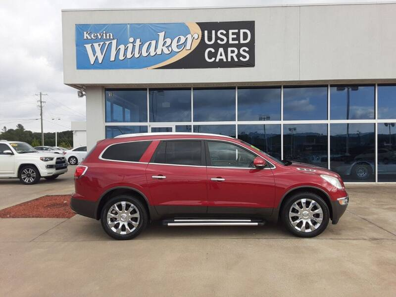 2012 Buick Enclave for sale at Kevin Whitaker Used Cars in Travelers Rest SC