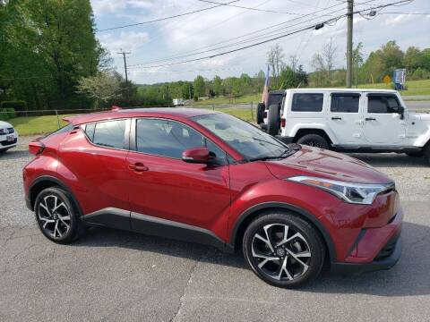 2018 Toyota C-HR for sale at 220 Auto Sales in Rocky Mount VA