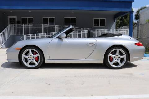 2010 Porsche 911 for sale at PERFORMANCE AUTO WHOLESALERS in Miami FL