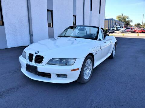 2001 BMW Z3 for sale at Image Auto Sales in Dallas TX