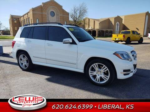 2015 Mercedes-Benz GLK for sale at Lewis Chevrolet Buick of Liberal in Liberal KS