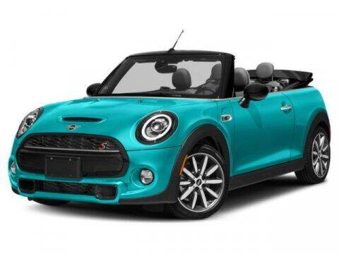 2021 MINI Convertible for sale at BMW OF ORLAND PARK in Orland Park IL