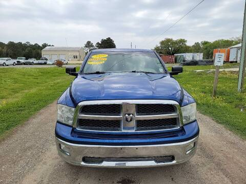 2009 Dodge Ram Pickup 1500 for sale at Auto Guarantee, LLC in Eunice LA