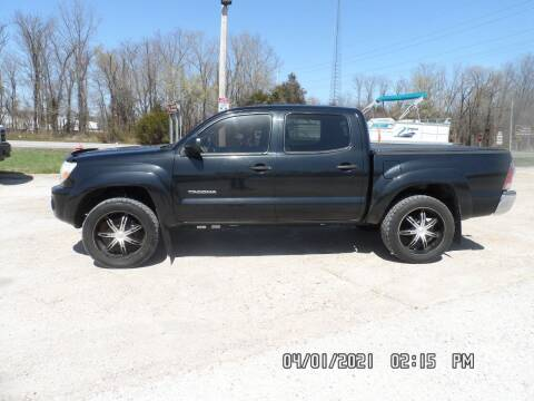 2009 Toyota Tacoma for sale at Town and Country Motors in Warsaw MO