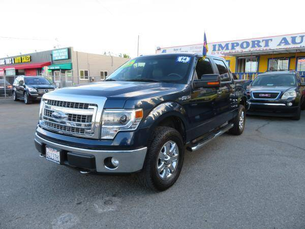 2014 Ford F-150 for sale at Import Auto World in Hayward CA