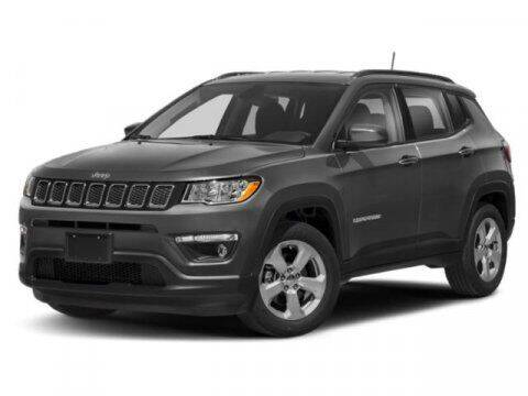 2019 Jeep Compass for sale at TRAVERS GMT AUTO SALES - Traver GMT Auto Sales West in O Fallon MO