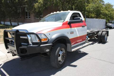 2011 RAM Ram Chassis 4500 for sale at Motor City Idaho in Pocatello ID