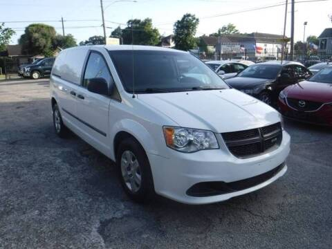 2014 RAM C/V for sale at Ultimate Car Solutions in Pompano Beach FL