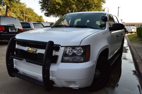 2010 Chevrolet Tahoe for sale at E-Auto Groups in Dallas TX