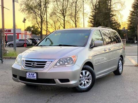 2008 Honda Odyssey for sale at KAS Auto Sales in Sacramento CA