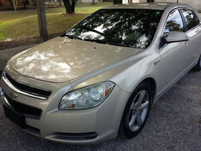 2010 Chevrolet Malibu Hybrid for sale at The Auto Adoption Center in Tampa FL