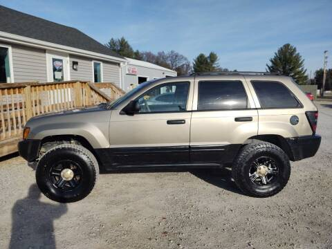 2006 Jeep Grand Cherokee for sale at Hilltop Auto in Prescott MI