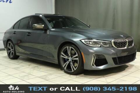 2020 BMW 3 Series for sale at AUTO HOLDING in Hillside NJ