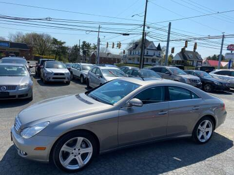 2006 Mercedes-Benz CLS for sale at Masic Motors, Inc. in Harrisburg PA