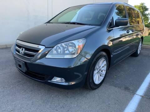 2005 Honda Odyssey for sale at Eco Auto Deals in Sacramento CA