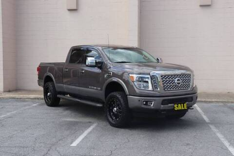 2017 Nissan Titan XD for sale at El Patron Trucks in Norcross GA