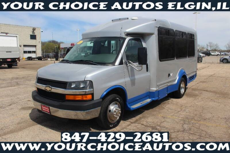 2007 Chevrolet Express Cutaway for sale at Your Choice Autos - Elgin in Elgin IL