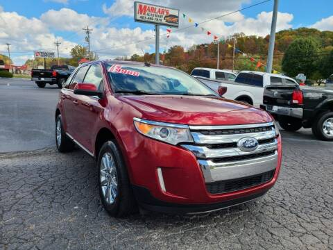 2014 Ford Edge for sale at MARLAR AUTO MART SOUTH in Oneida TN