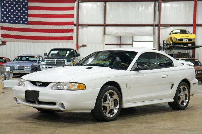 1997 Ford Mustang SVT Cobra for sale in Grand Rapids, MI