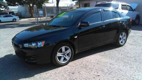 2008 Mitsubishi Lancer for sale at Larry's Auto Sales Inc. in Fresno CA