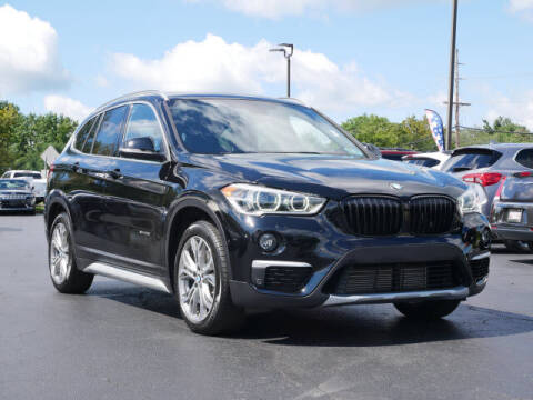 2017 BMW X1 for sale at GRANITE RUN PRE OWNED CAR AND TRUCK OUTLET in Media PA