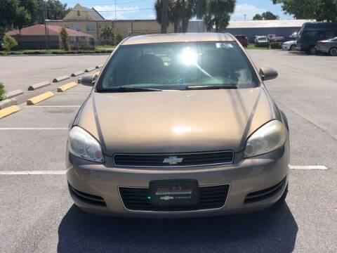 2007 Chevrolet Impala for sale at Carlando in Lakeland FL