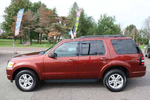 2010 Ford Explorer for sale at GEG Automotive in Gilbertsville PA