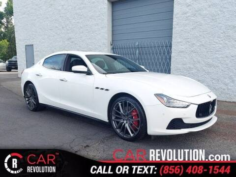 2017 Maserati Ghibli for sale at Car Revolution in Maple Shade NJ