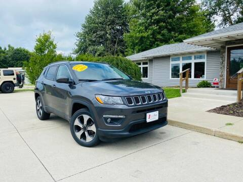 2018 Jeep Compass for sale at 1st Choice Auto, LLC in Fairview PA
