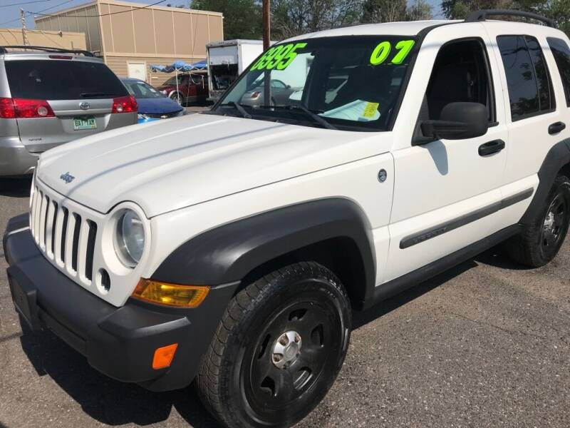 2007 Jeep Liberty for sale at 303Auto.com in Denver CO