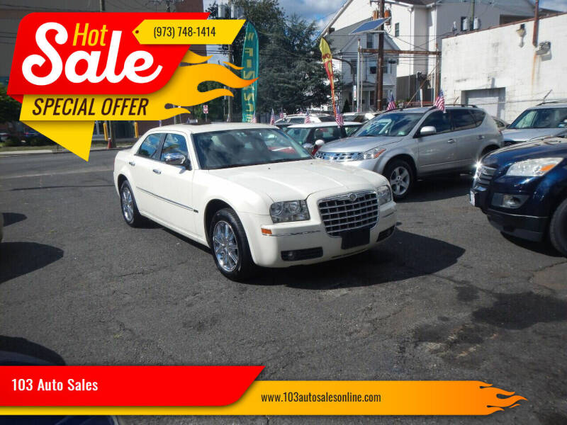 2010 Chrysler 300 for sale at 103 Auto Sales in Bloomfield NJ