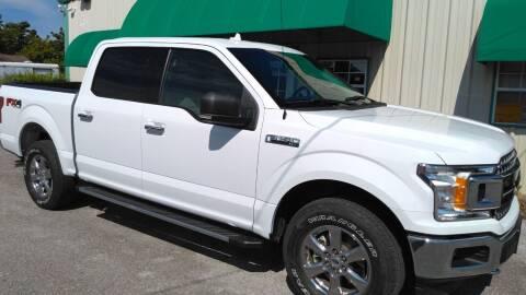 2018 Ford F-150 for sale at Haigler Motors Inc in Tyler TX