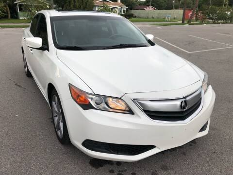 2014 Acura ILX for sale at Consumer Auto Credit in Tampa FL
