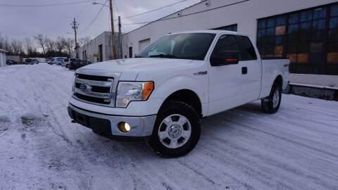 2013 Ford F-150 for sale at JT AUTO in Parma OH