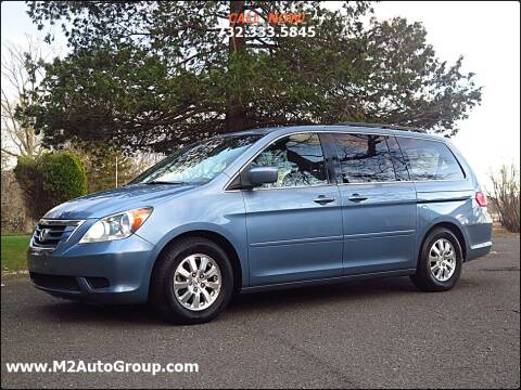 2009 Honda Odyssey for sale at M2 Auto Group Llc. EAST BRUNSWICK in East Brunswick NJ